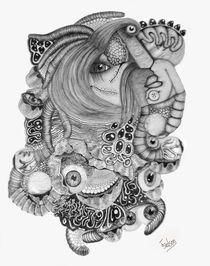 Back Of My Mind von Tina Nelson