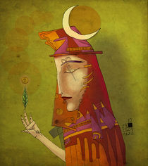 Sorceress von nechoart