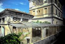 Italian Villa by Julie Hewitt