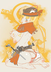 Sin ! by muscarine