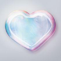 Bubble heart von Kazuo Kubo
