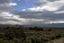 New Mexico Landscape..Landschaft der westlichen Vereinigten Staaten von Carl Tyer