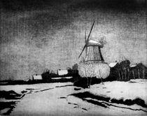 Windmühle von Dieter Tautz