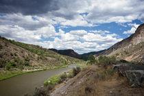 Rio Grande Landscape by Carl Tyer