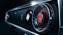 Nissan skyline c110 Kenmery rear lights by Evgenij Kiselev