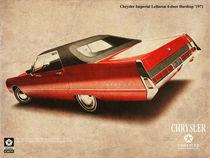 Chrysler Imperial le baron hardtop 1974