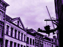 Purple Dragon von recluserdark