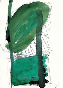 Grün und Grün von Wolfgang Wende