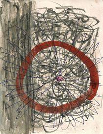 Im roten Kreis von Wolfgang Wende