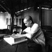 Studying Monk - Vietnam von captainsilva