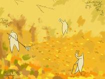 Autumn 2 von Olly Holovchenko