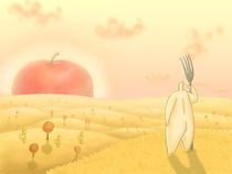 Great Apple von Olly Holovchenko