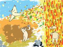 Autumn 1 von Olly Holovchenko