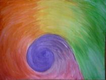 color swirl von Saraya Lyons