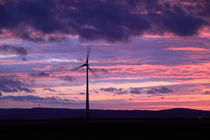 Windkraftanlage von Armin Frey