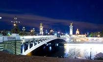 Pont Alexandre III by Romain Pruvost