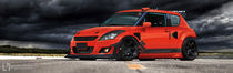 Suzuki Swift by Sam Vesters