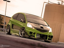 Honda Fit by Sam Vesters
