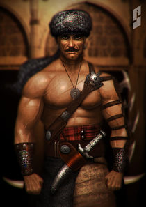 Tipu sultan by Saad  Irfan