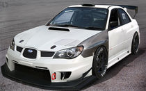 Subaru Impreza Sedan by Sam Vesters