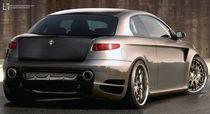 Alfa Romeo GT by Sam Vesters