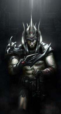 Demon Slayer von Saad  Irfan
