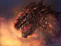 Dragon by Saad  Irfan