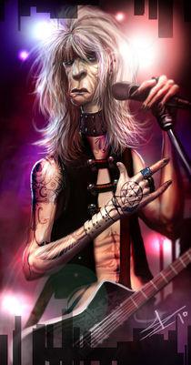 rockstar by Saad  Irfan