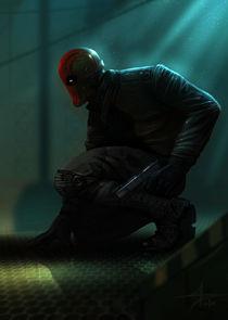Red-hood-by-saadirfan