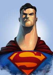 Man Of Steel by Saad  Irfan