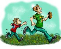 football brothers von Thomas Barnett