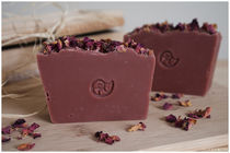 Beautiful rose soap by Olga Reukova