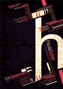 Typographic Horizons