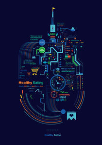 Healthy Eating von Petros  Afshar