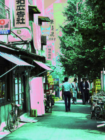 Japan Series 5 by James Menges