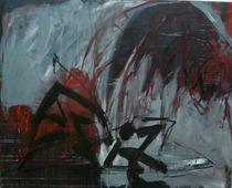 Ge-Flügel 7 (2-teilig) von Kathrin Funk
