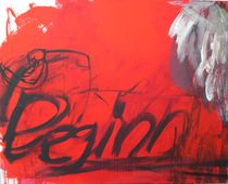 Ge-Flügel 8 (2-teilig) von Kathrin Funk