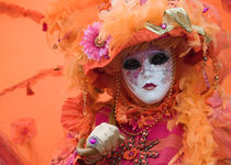 Carnival in Orange by Stefan Nielsen