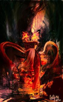 devilishBurning von Andy Ma