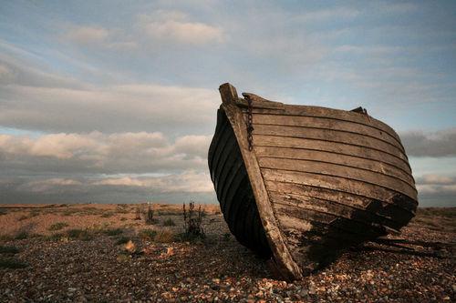 Lone-boat