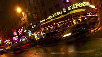 Pigalle crazy night world by Alexandre Gaillard