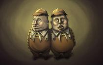 The Twins by Tiago Kogi Ogura