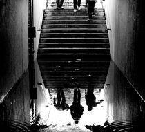 Flooded Subway von Stephen Williams