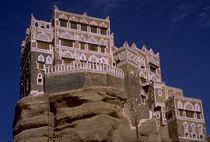 Wadi Dhar, Jemen von k-h.foerster _______                            port fO= lio