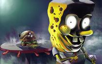 Dark-sponge