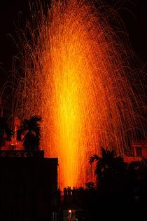 Thr Giant Firework by Satyaki Basu