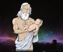 Saturn devouring his son von Reinier dela Fuente