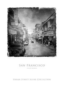 USSC San Francisco China Town von Stefan Kloeren