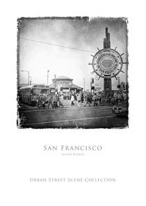 USSC San Francisco Fishermans Wharf by Stefan Kloeren