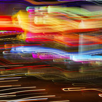 Abstraction - Las Vegas Strip by Eye in Hand Gallery
